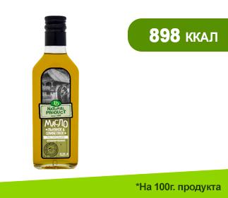 Масло БO 250мл. </br> льняное+оливковое нераф. ст.б.